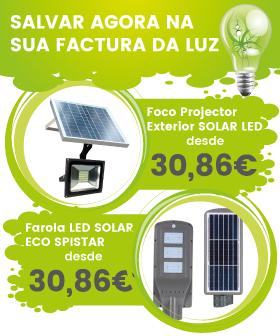 Apuntate a la iluminación solar y ahorra en tu factura de la luz